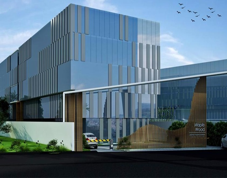 Commercial space in Sarjapur Road