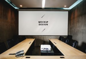 "Tips for designing a conference room that will ""WOW"" clients."