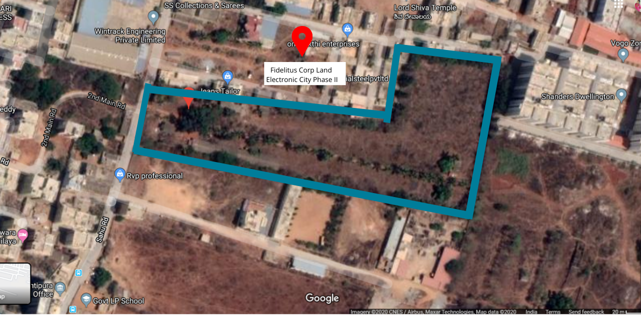 Fidelitus Corp Land Electronic City Phase II (2)