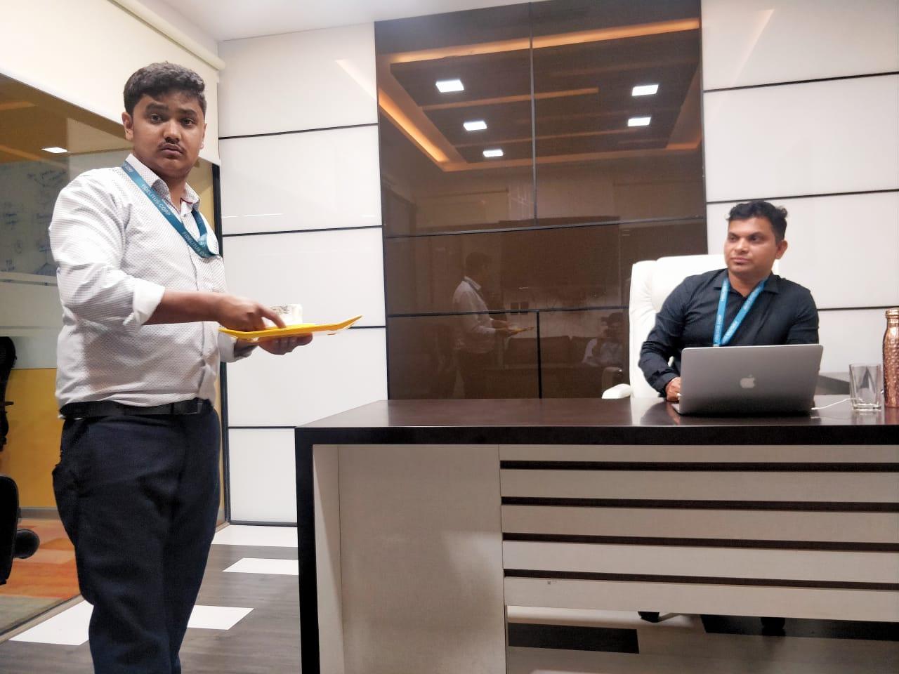 Abolition of COVID-19 is all Our Responsibility: Achuth Gowda,MD Fidelitus Corp (ಕೊರೋನಾ ನಿರ್ಮೂಲನೆ ನಮ್ಮೆಲ್ಲರ ಹೊಣೆ: ಅಚ್ಚುತ್ ಗೌಡ, ಎಂಡಿ-ಫಿಡಿಲಿಟಸ್ ಕಾರ್ಪ್)