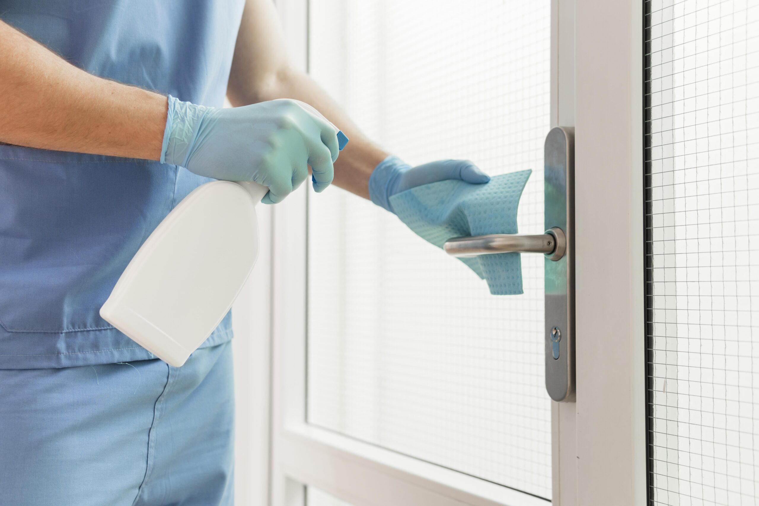 Why The New Normal Demands Beyond-Normal Cleaning And Disinfection