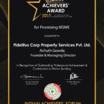Indian Achievers' Forum Award 2020-21