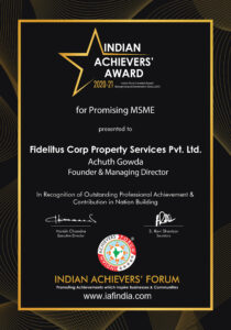 Indian Achievers' Award 2020-21
