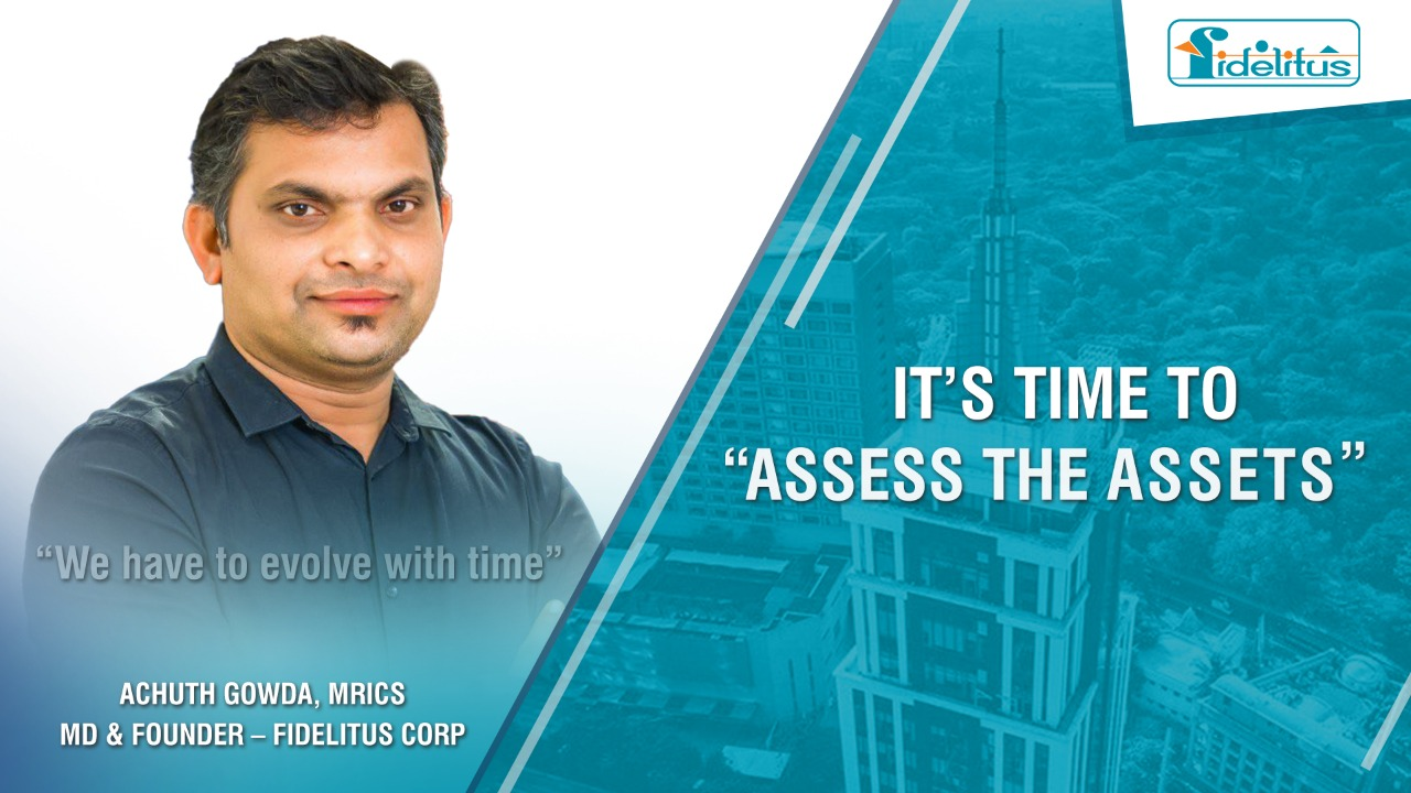 """IT'S TIME TO """"ASSESS THE ASSETS"""""""